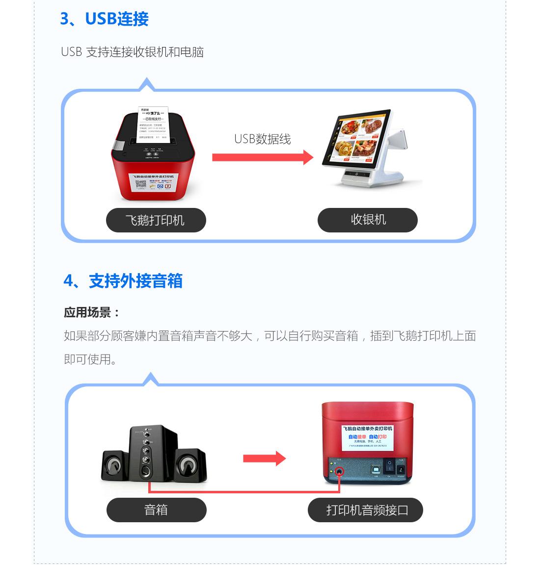 WiFi+蓝牙+USB打印机优点2